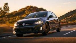 Volkswagen GTI 2.0T S Manual 2020