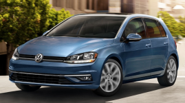 Volkswagen Golf Highline 5-door 2019