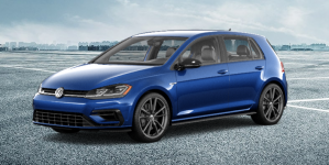 Volkswagen Golf R Manual 2019