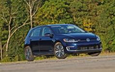 Volkswagen Golf e-Golf 2018