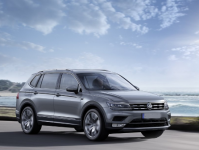 Volkswagen Tiguan 4Motion Highline 2018