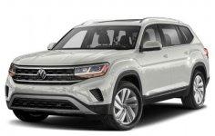 Volkswagen Atlas 2.0T SEL 4MOTION 2021