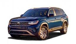 Volkswagen Atlas 2.0T S 2022