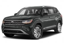 Volkswagen Atlas 3.6L V6 SE with Technology 4MOTION 2021