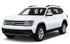 Volkswagen Atlas 3.6L V6 SE 4MOTION 2020