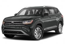 Volkswagen Atlas 3.6L V6 SE with Technology 2021