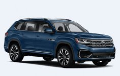 Volkswagen Atlas 3.6L V6 SE with Technology R-Line 4MOTION 2021