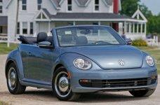 Volkswagen Beetle Cabriolet SE