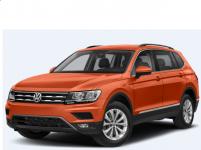 Volkswagen Tiguan 4Motion Comfortline 2019