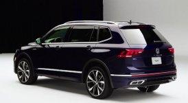 Volkswagen Tiguan SE R-Line Black 4MOTION 2022
