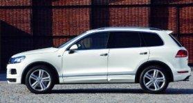 Volkswagen Touareg V8 R-Line