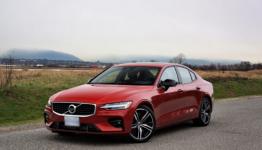 Volvo S60 R Design T6 AWD 2019