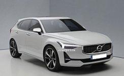 Volvo V40 2022