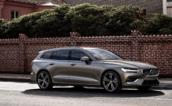 Volvo V60 Inscription T6 AWD 2019