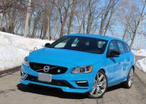 Volvo V60 T6 Drive-E AWD 2018