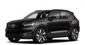 Volvo XC40 Recharge Pure Electric Ultimate P8 2022
