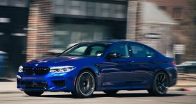 BMW 5 Series M5 Competition 2019