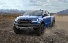 Ford Ranger Raptor 2.0L 4x4 High Rider 2020