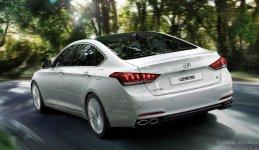 Hyundai Genesis 3.8L base