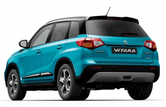 Suzuki Vitara GLX Plus Price in Romania