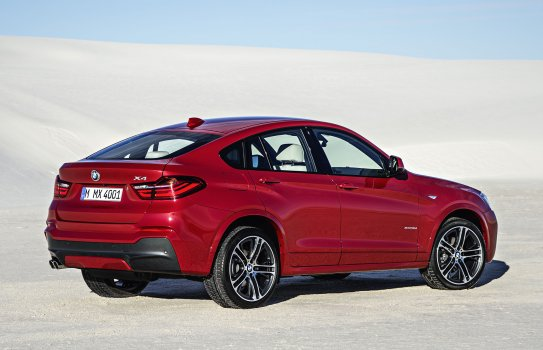 BMW X4 Price in China