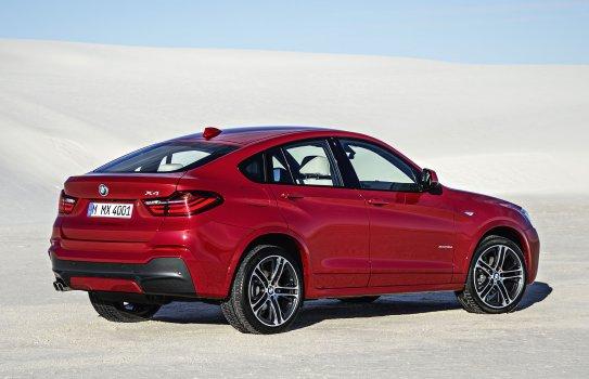 BMW X4 Price in Netherlands